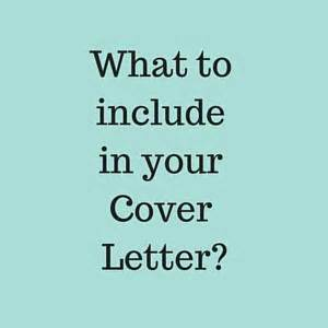 What is a cover letter for a cv